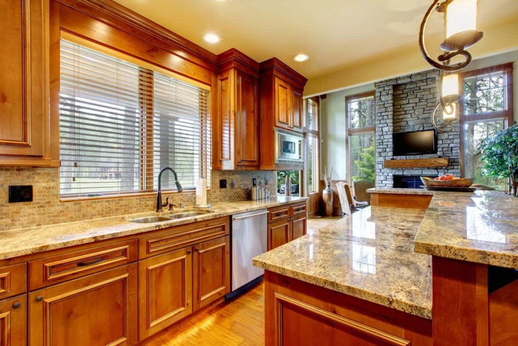 advantages of granite countertops